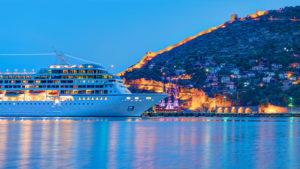 Croatia a relaxing cruising holiday