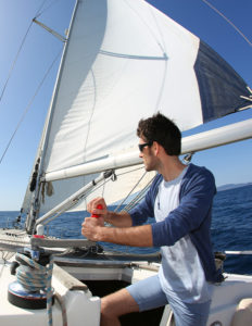 delightful sailing cruises in France