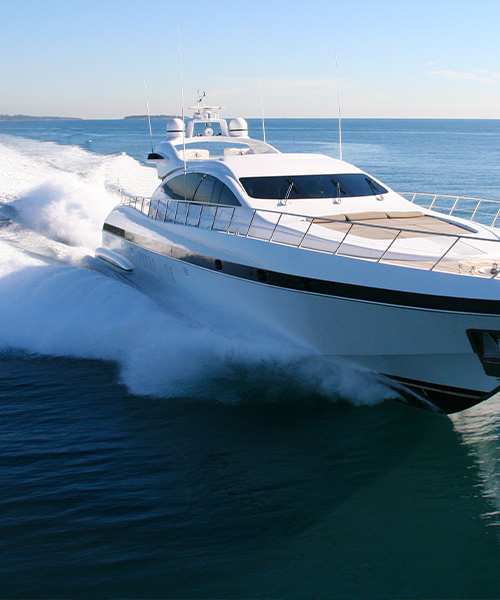 yacht fully autonomous